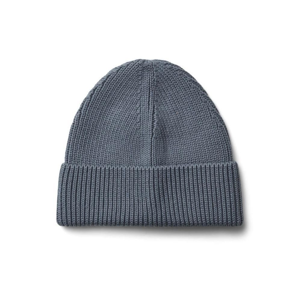 Liewood - Ezra Beanie Mütze Blue Wave