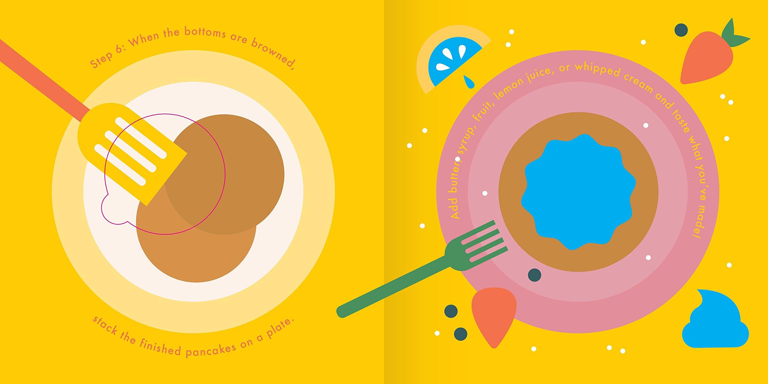Pfannkuchen! Cook in a Book ab 2 J.