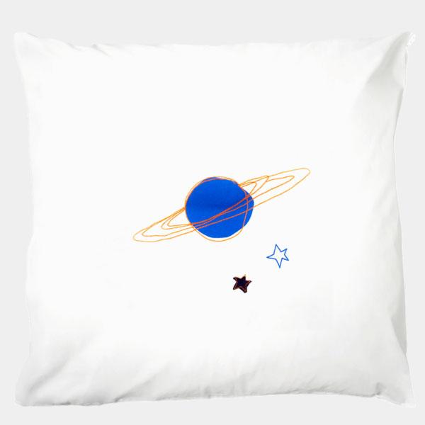 Katha covers - Kissenbezug Playful Planet 80x80 cm