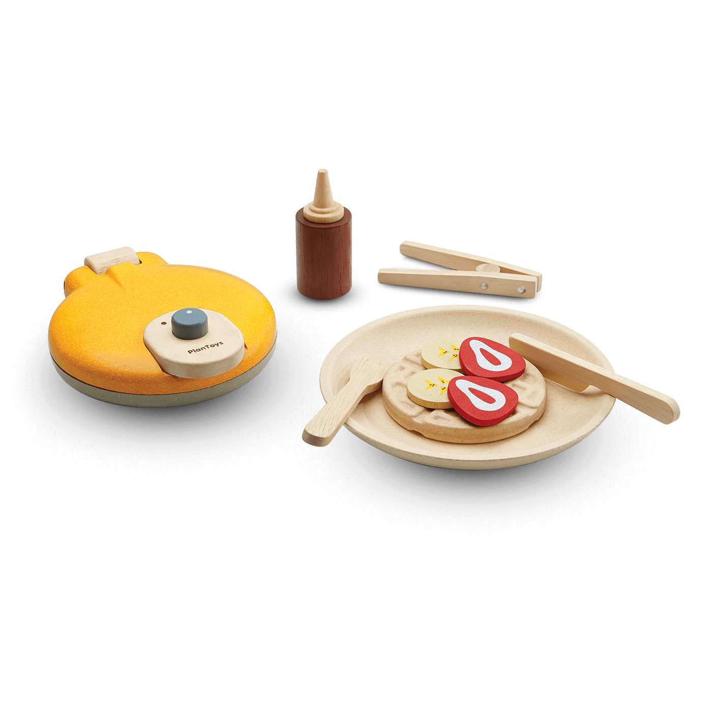 PlanToys - Waffel Set