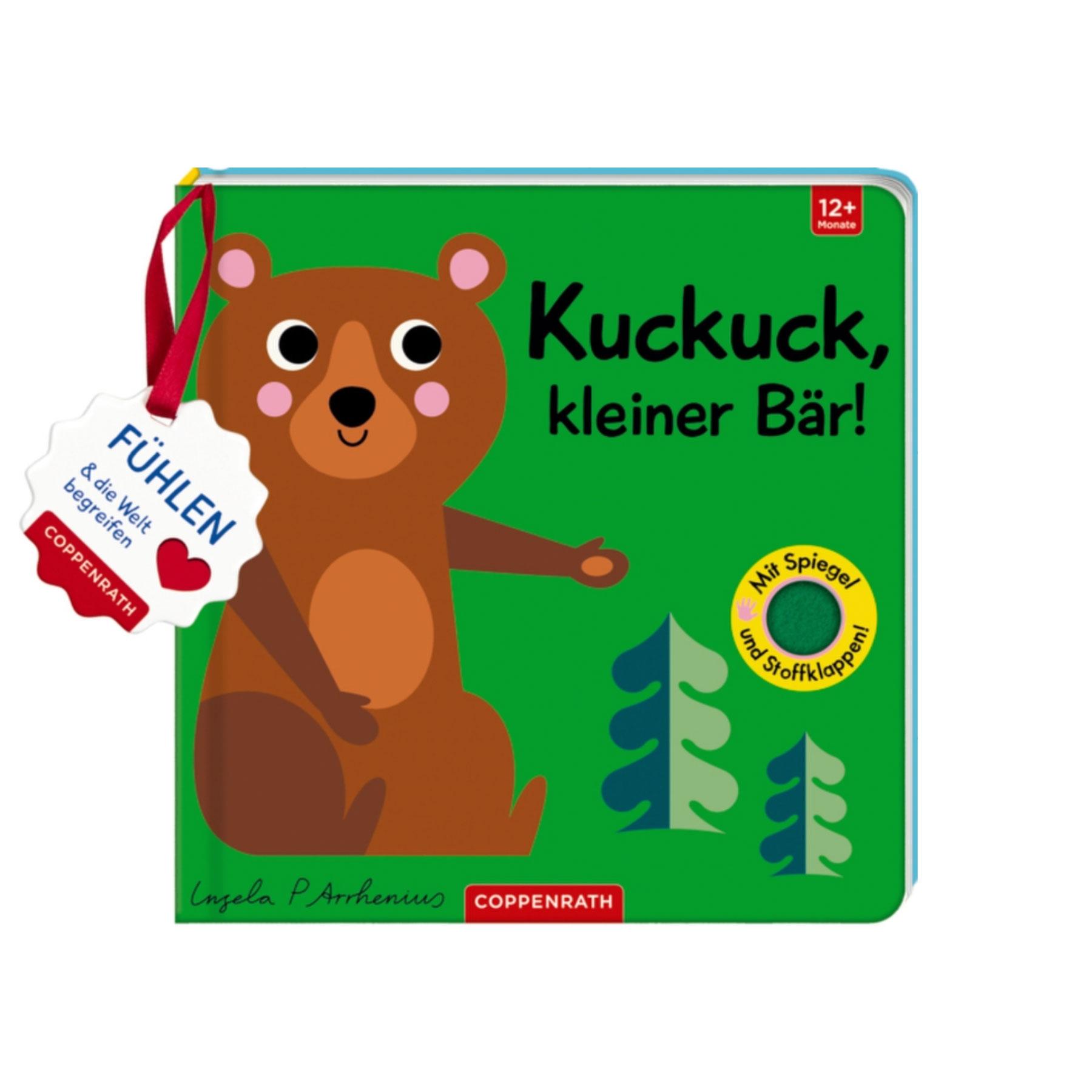Kuckuck, kleiner Bär! ab 1J.