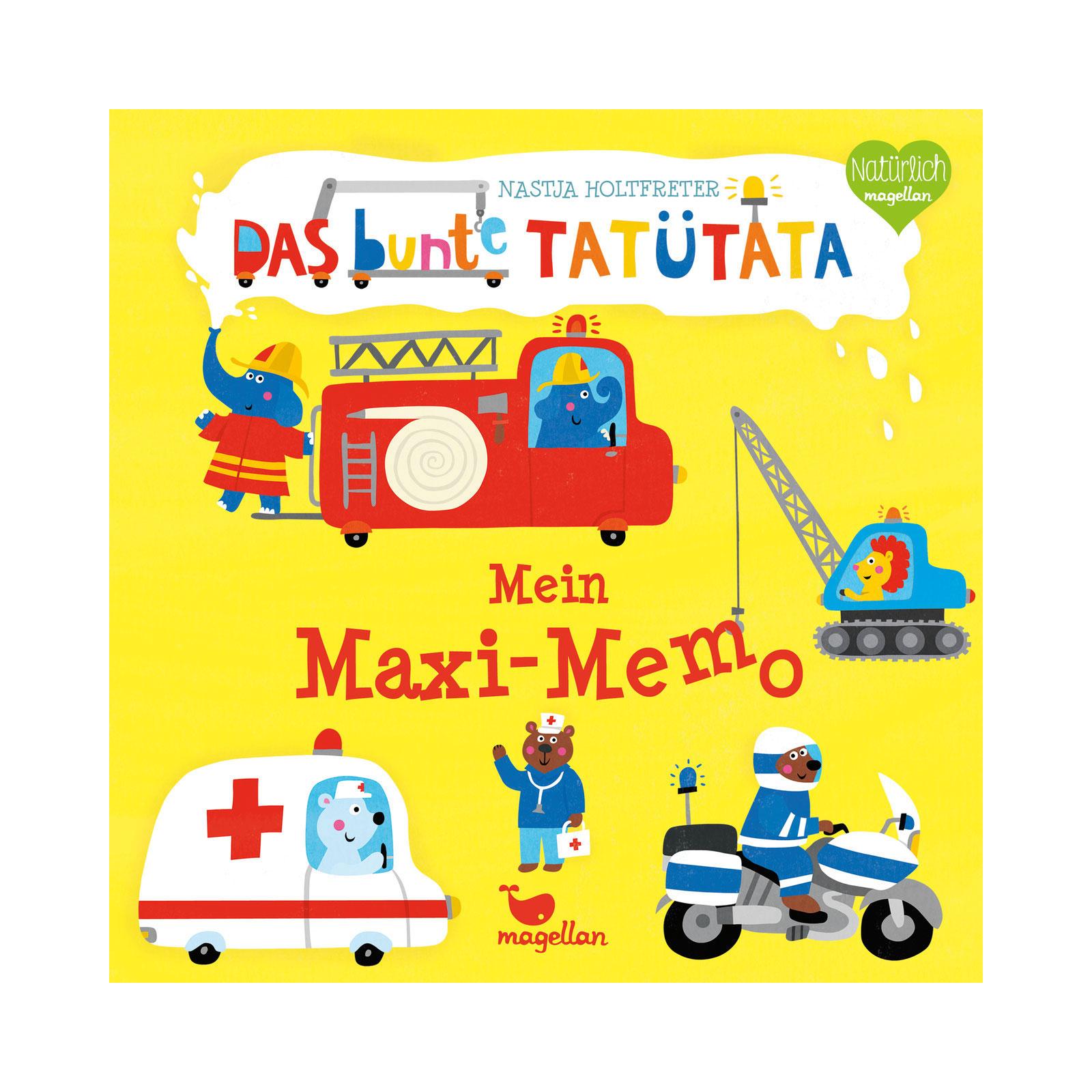 Magellan - Maxi-Memo Tatütata