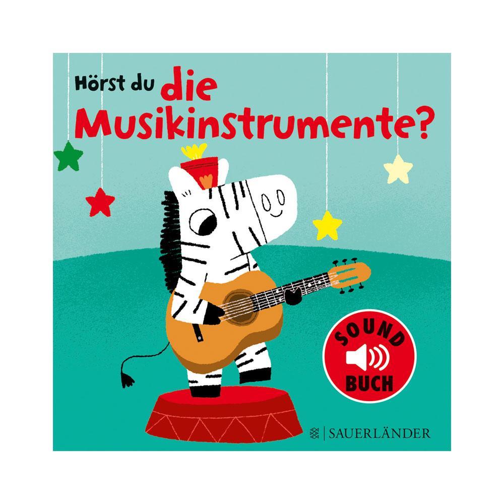 Hörst du die Musikinstrumente? ab 1J.