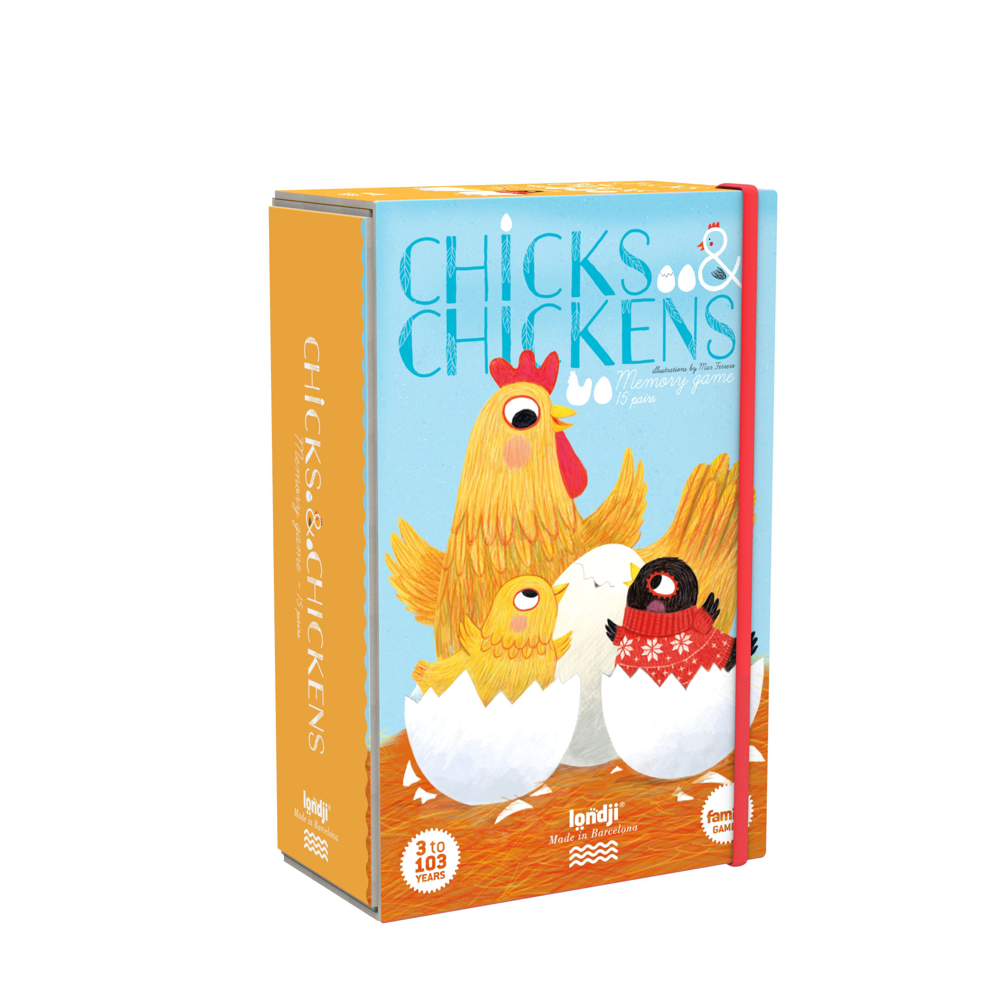 Londji - Chicks and Chicken Memo