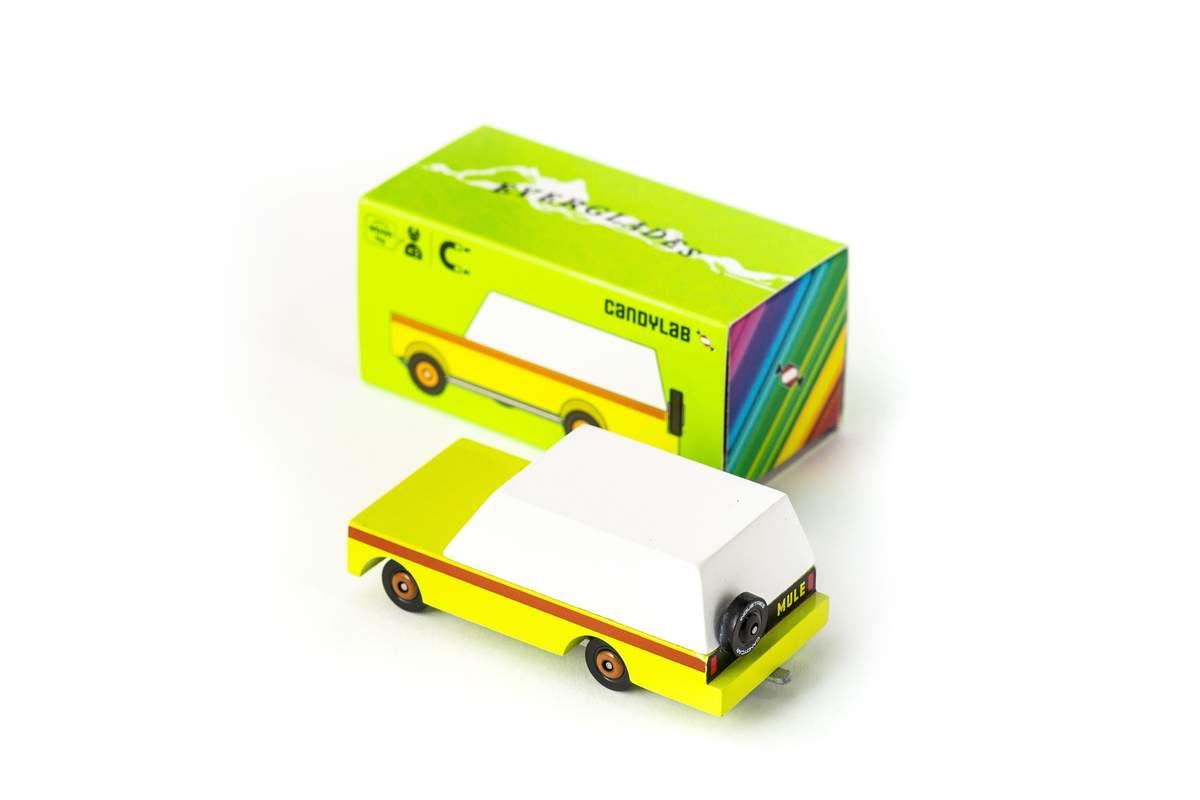 Candylab - Candycar Green Mule