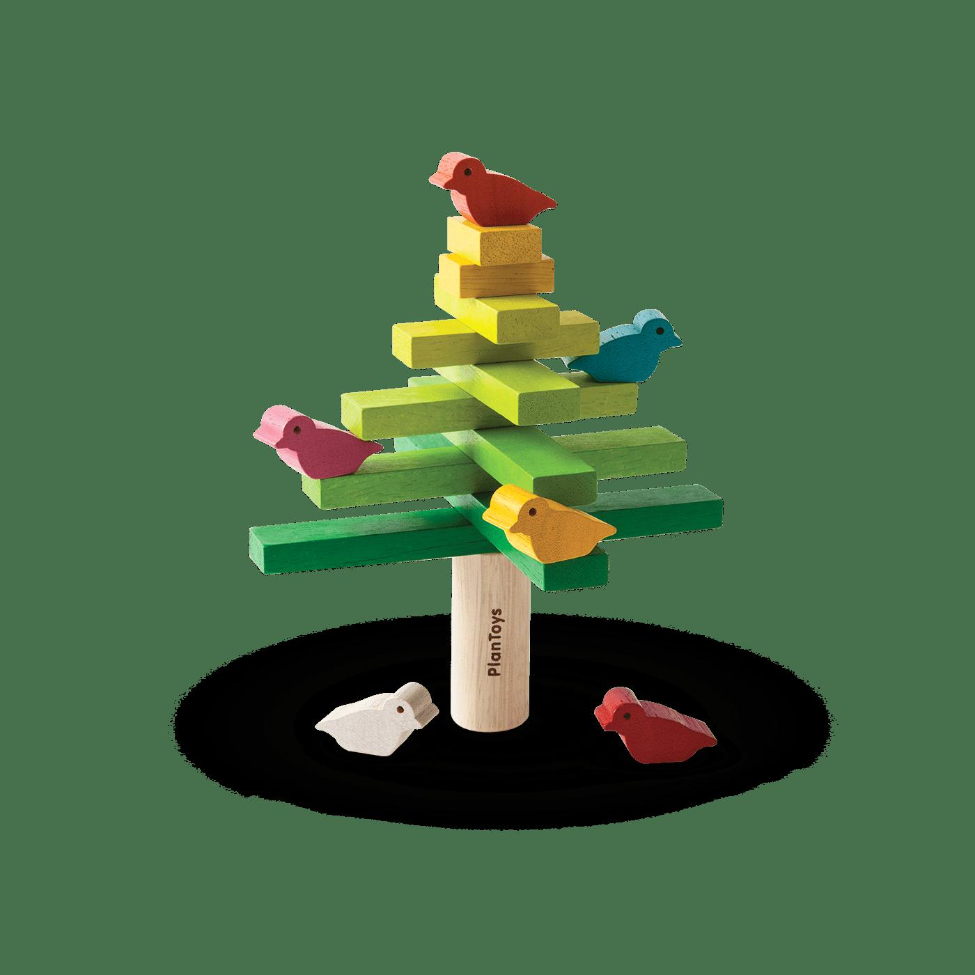 PlanToys - Balancierspiel Baum