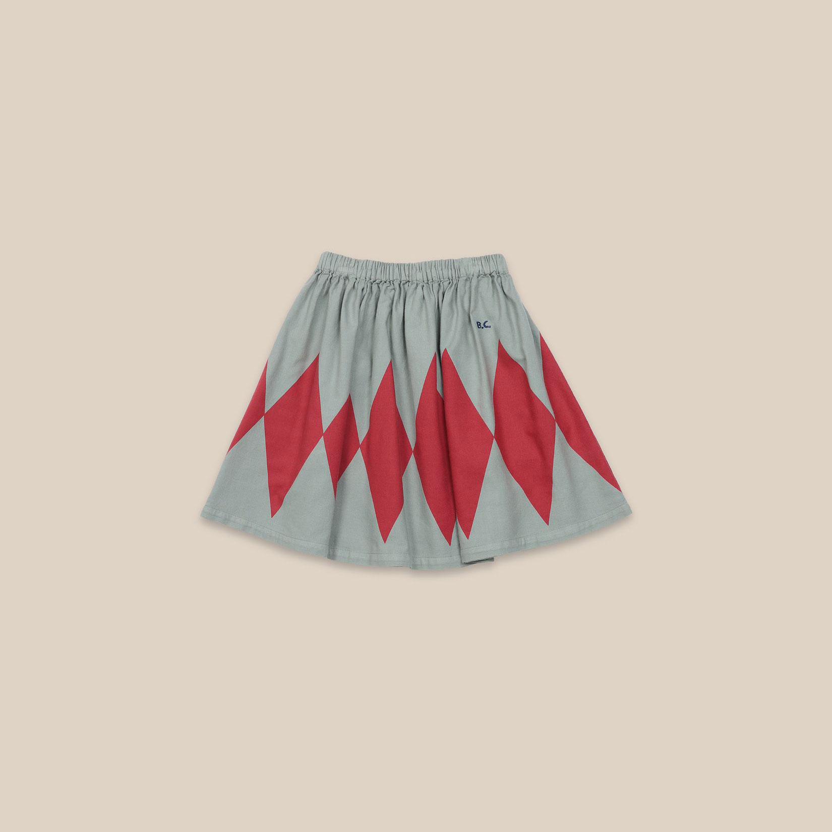 Bobo Choses - Diamond Woven Skirt