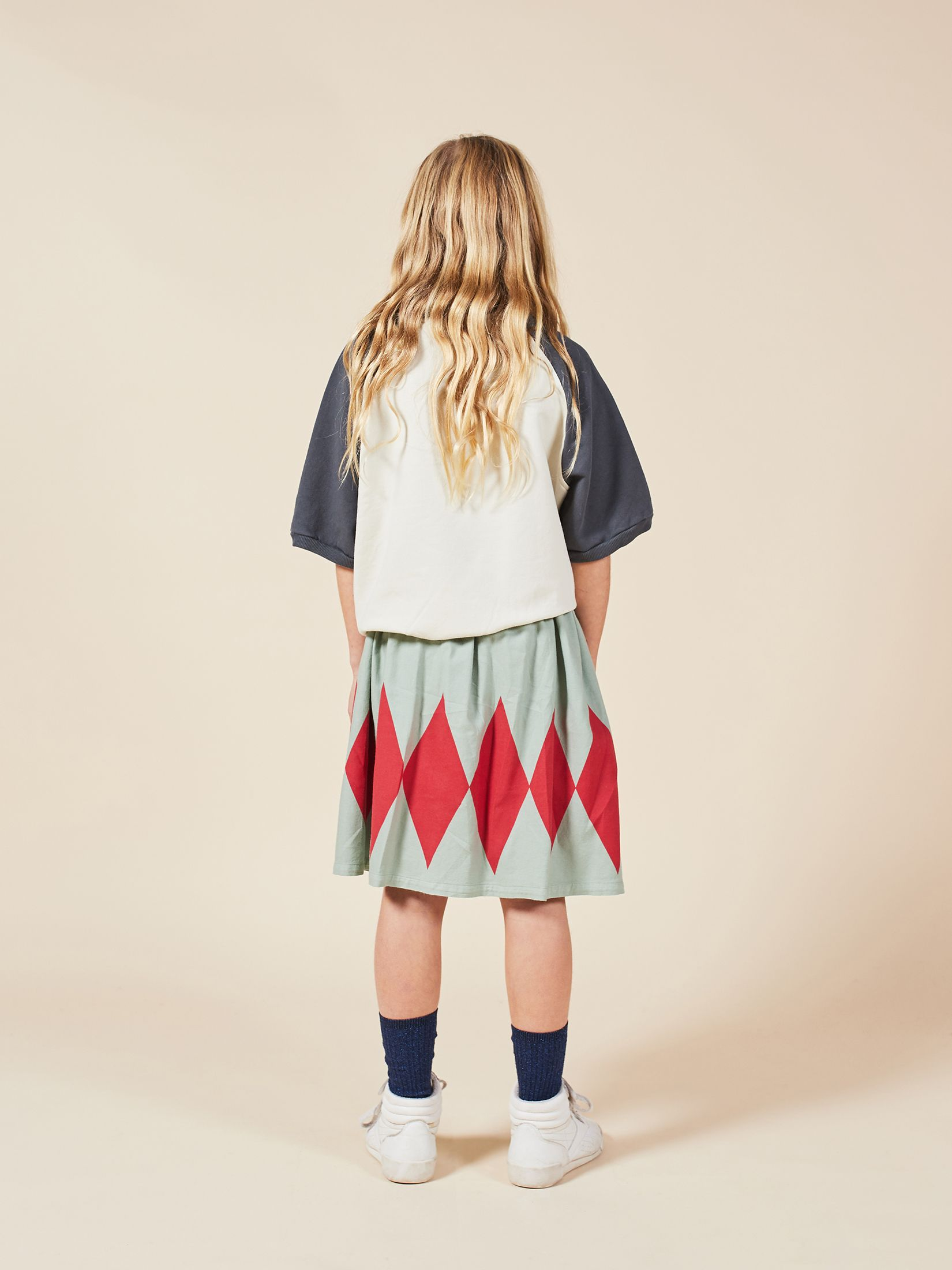 Bobo Choses - Diamond Woven Skirt