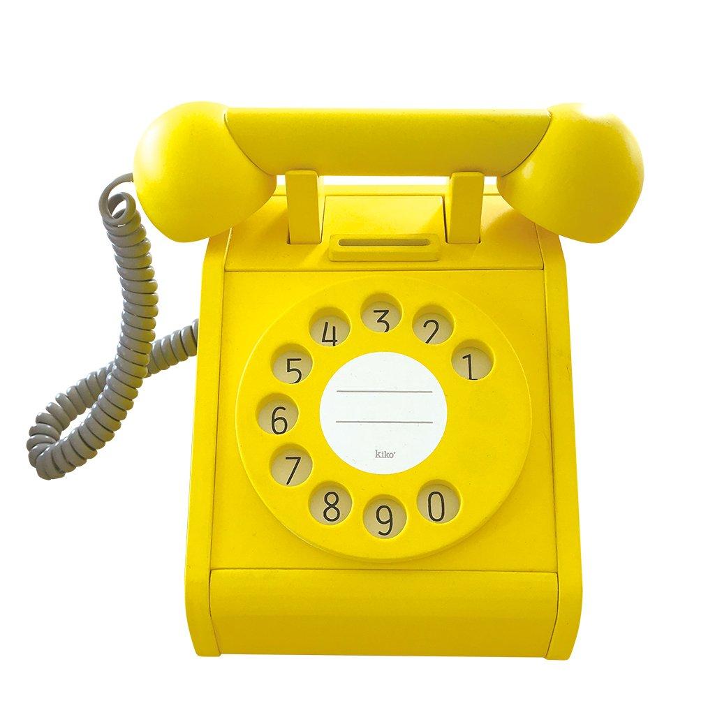 kiko+ - Telefon gelb