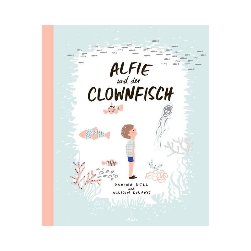 Alfie und der Clownfisch ab 3J.