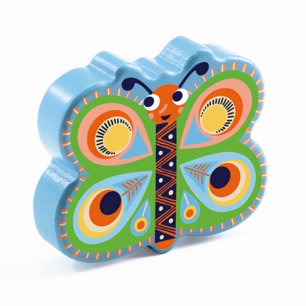 Djeco - Animambo Maracas Schmetterling