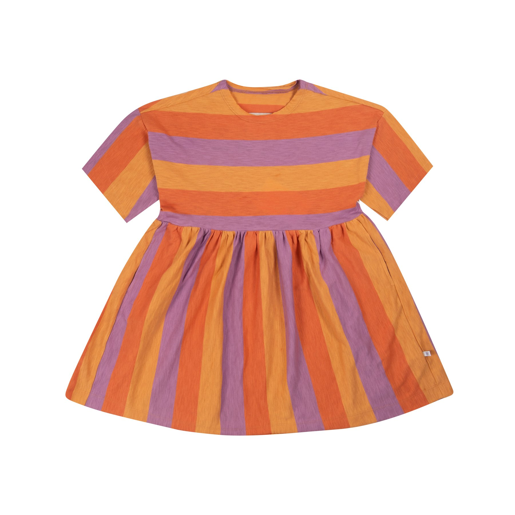 Repose AMS - Simple Dress Peachy Lavender