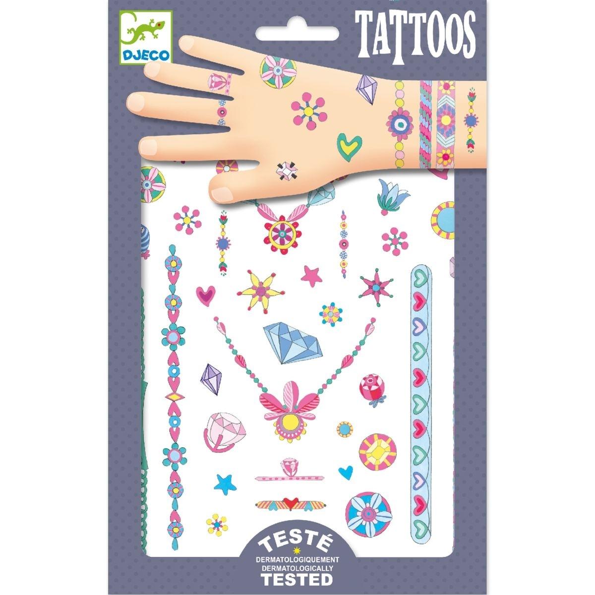 Djeco - Tattoos Jennis Schmuck