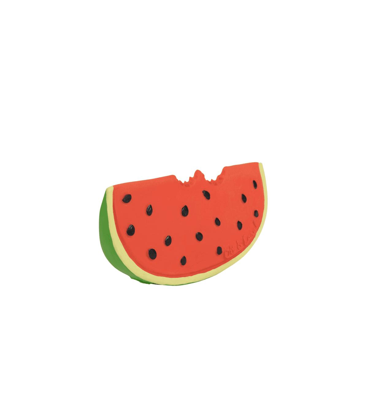 Oli & Carol – Teether Wally Wassermelone