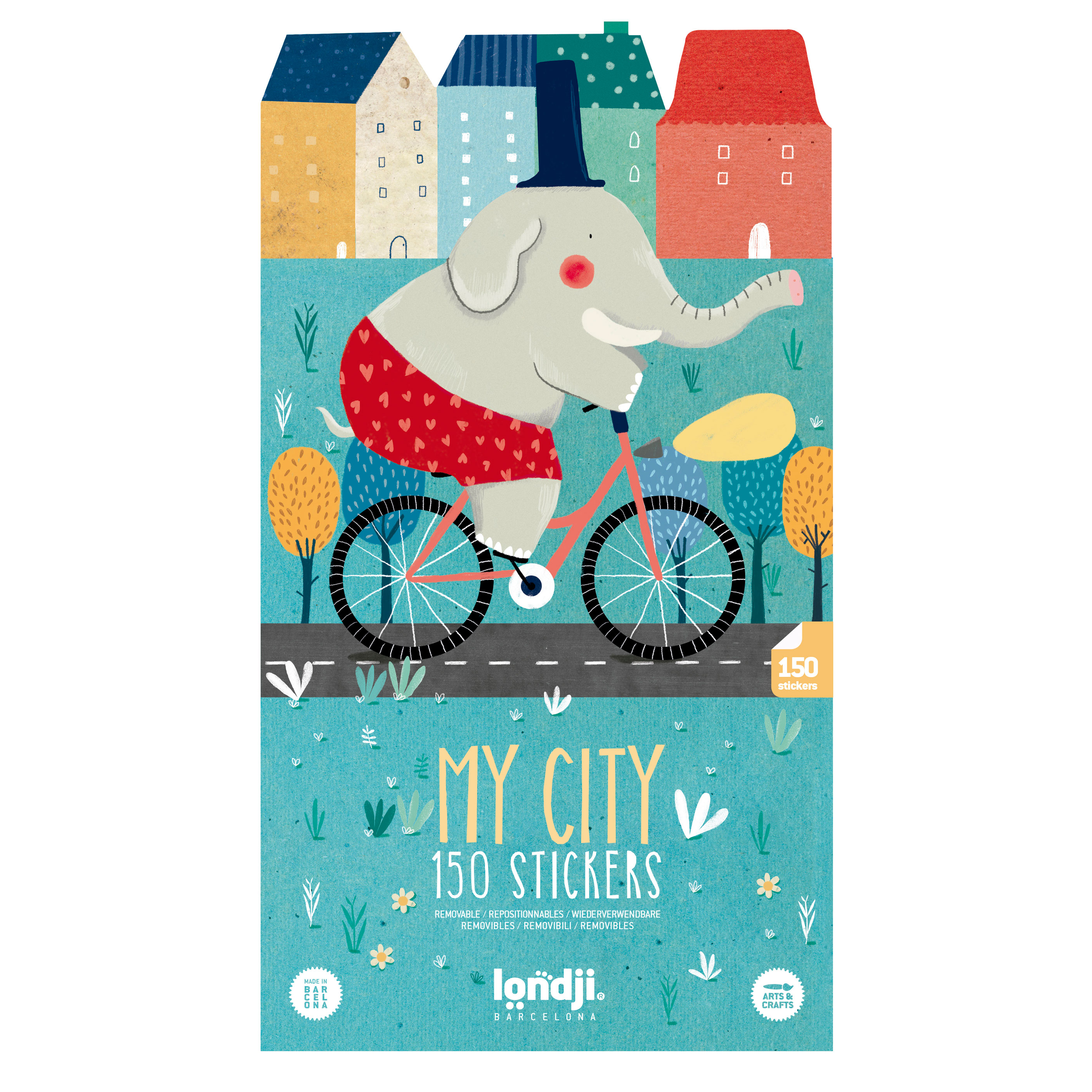 Londji - My City Sticker