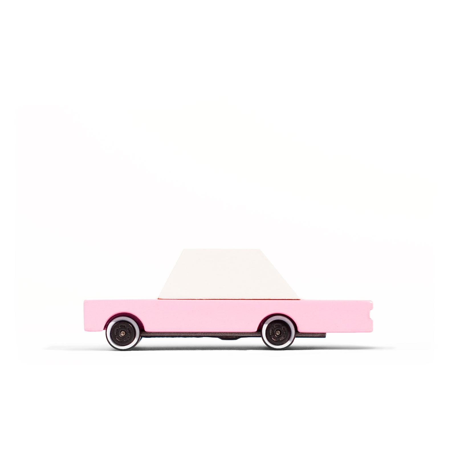 Candylab - Candycar Pink Sedan
