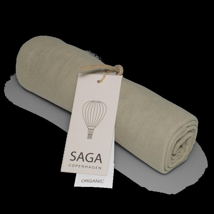 Saga Copenhagen - Muslin cloth Green Tea