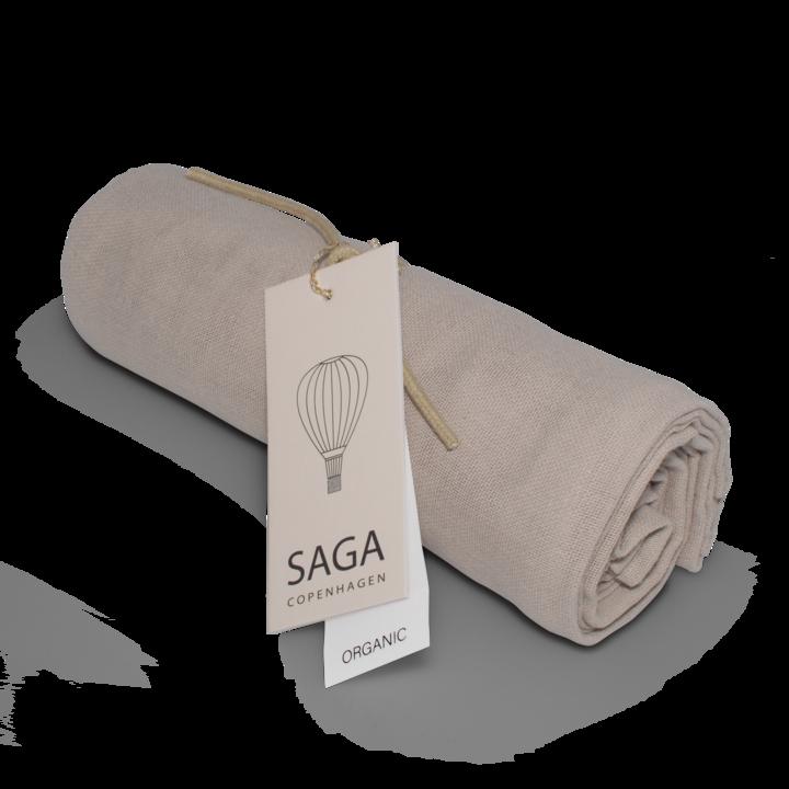Saga Copenhagen - Muslin cloth Vidar Dove
