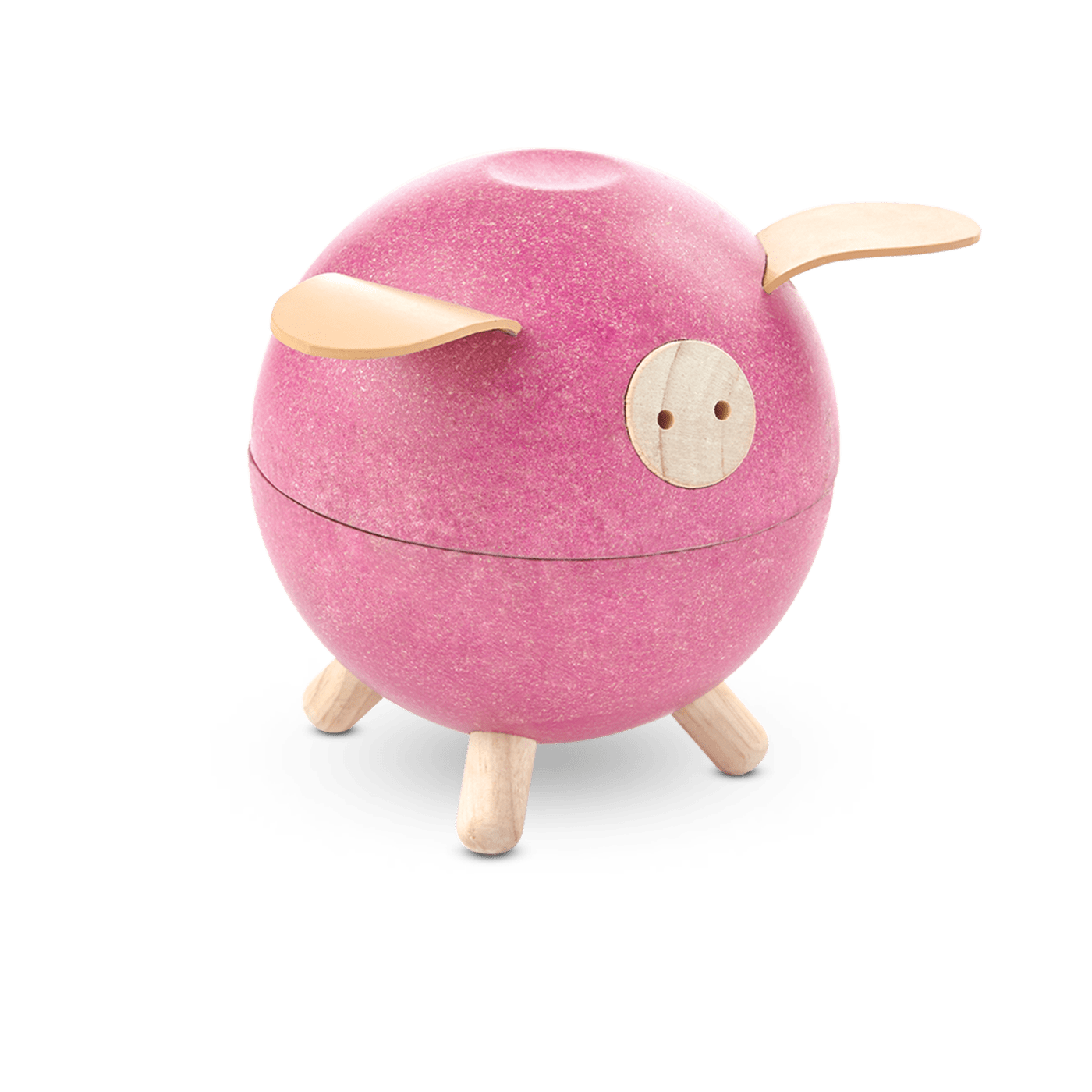 PlanToys - Piggy Bank Spardose pink