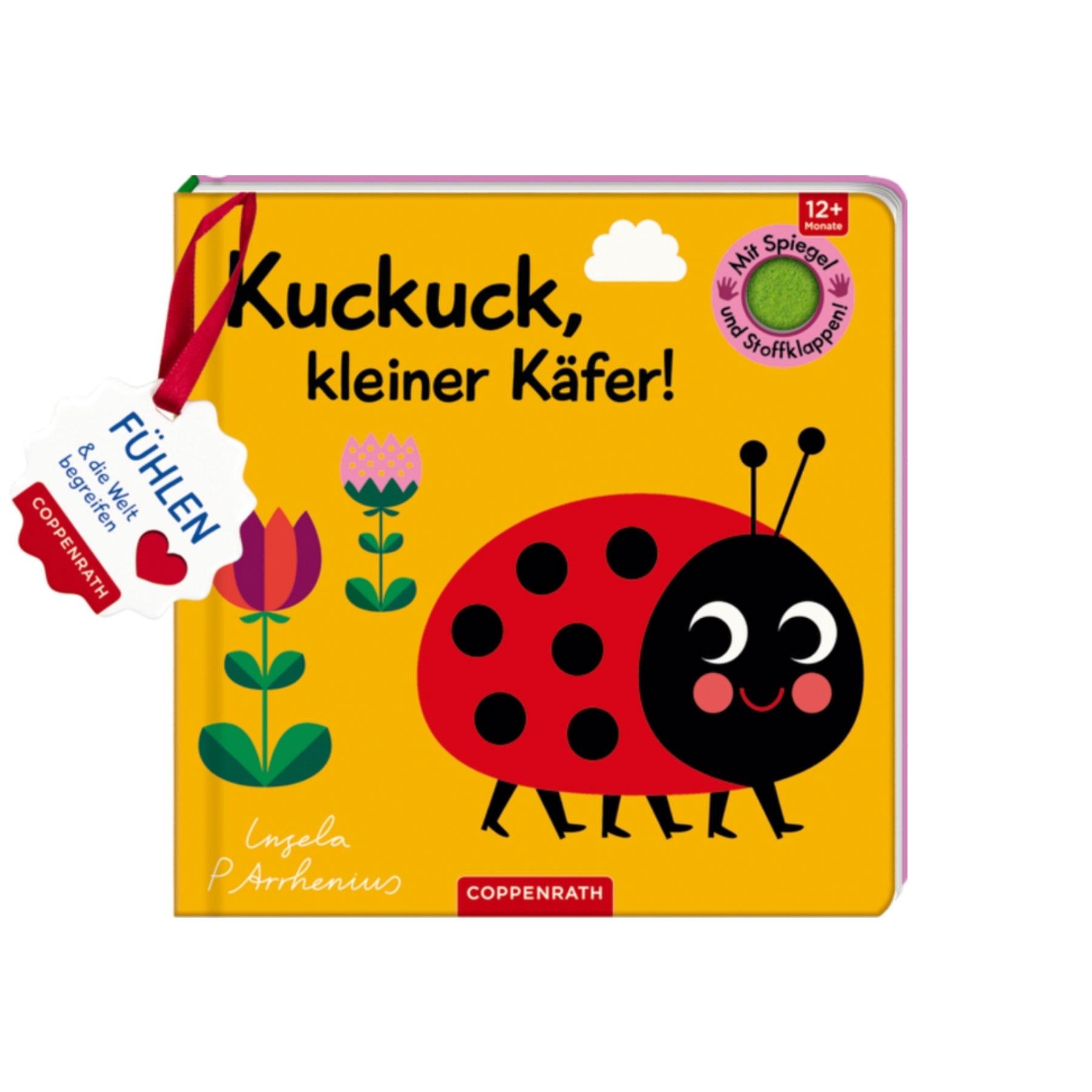Kuckuck, kleiner Käfer! ab 1J.