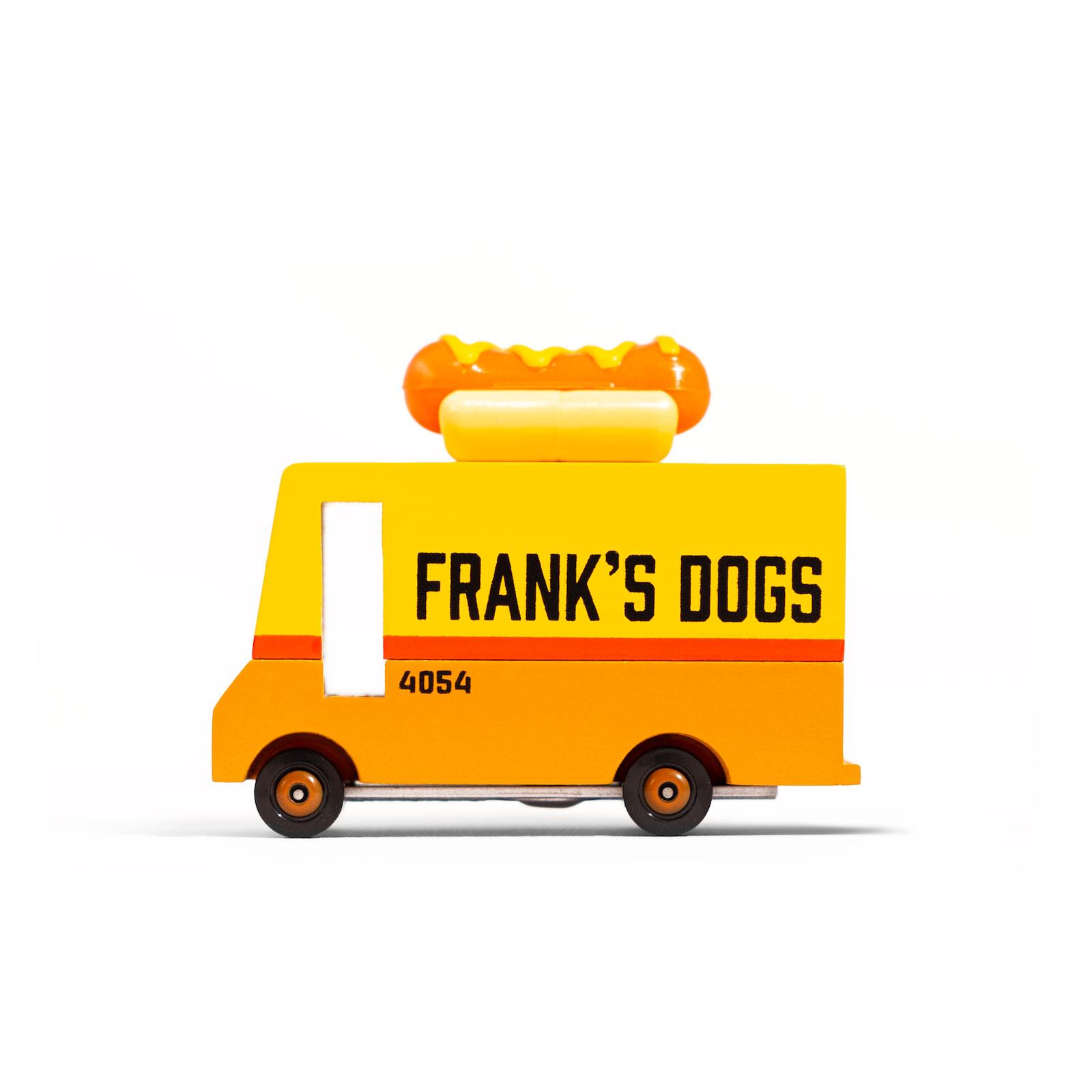 Candylab - Hot Dog Van