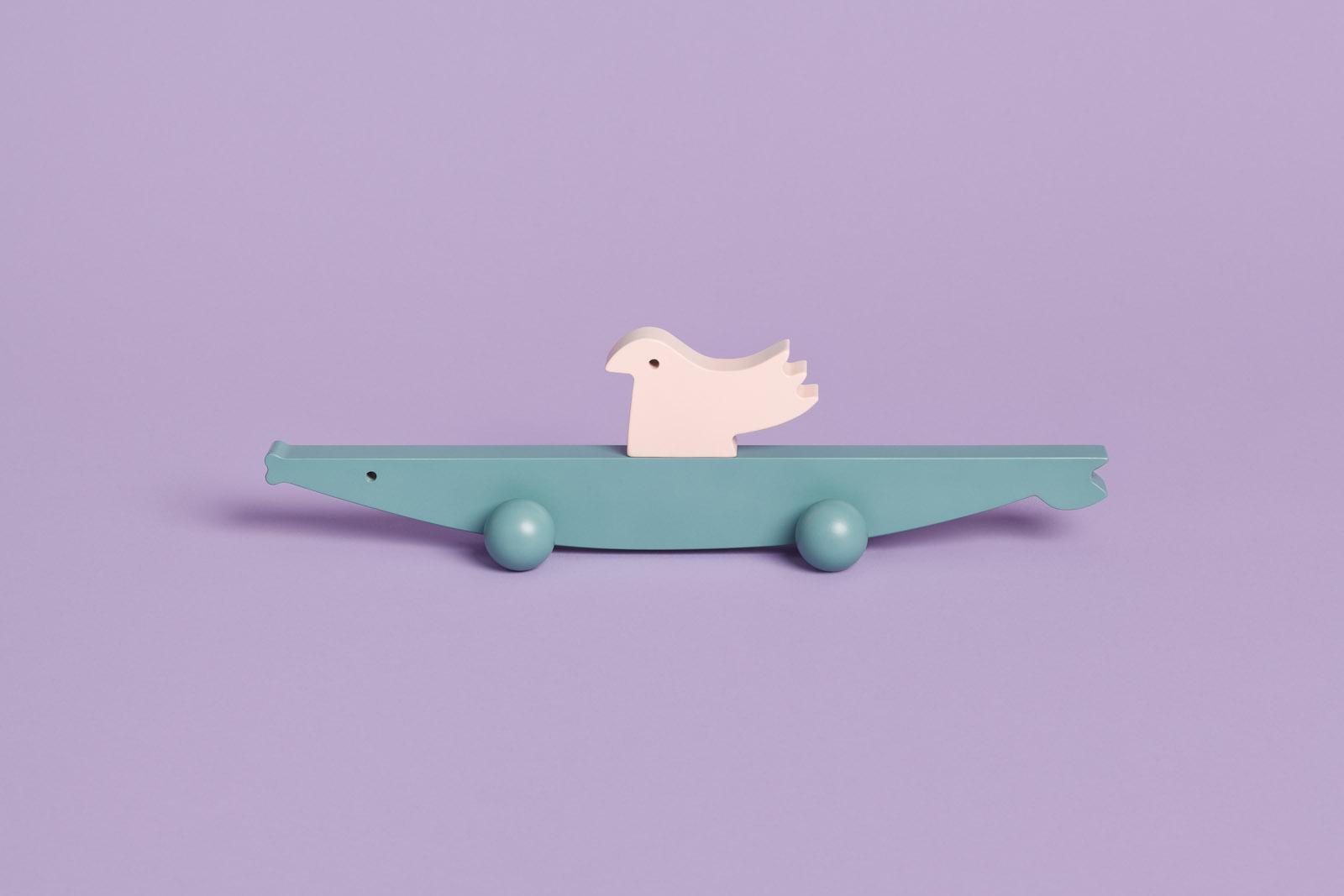 Kumi Mood - Schiebetier Alfredo & Siggi