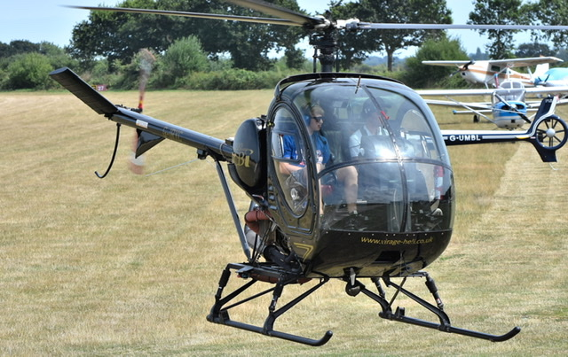Virage Helicopter Academy LLP