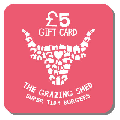 £5 Gift Card (In Store)