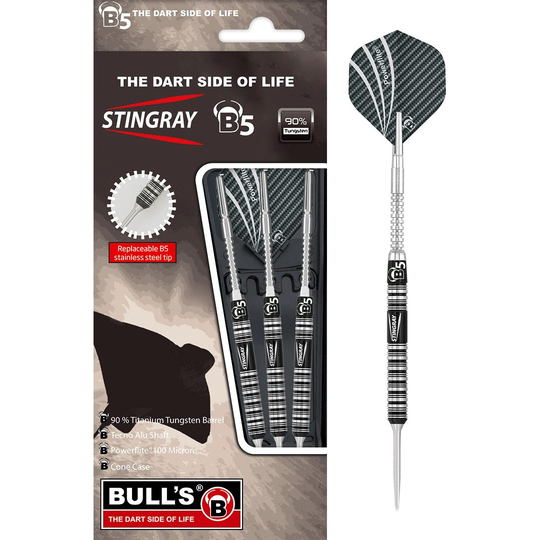 BULL'S Stingray-B5 ST1 Steeldart 22g