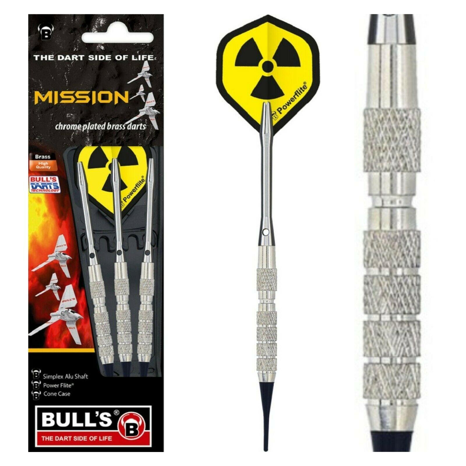 Bulls Softdarts Mission Dart 14g