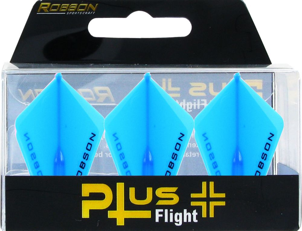 BullsNL Robson Plus Flight Blue F shape