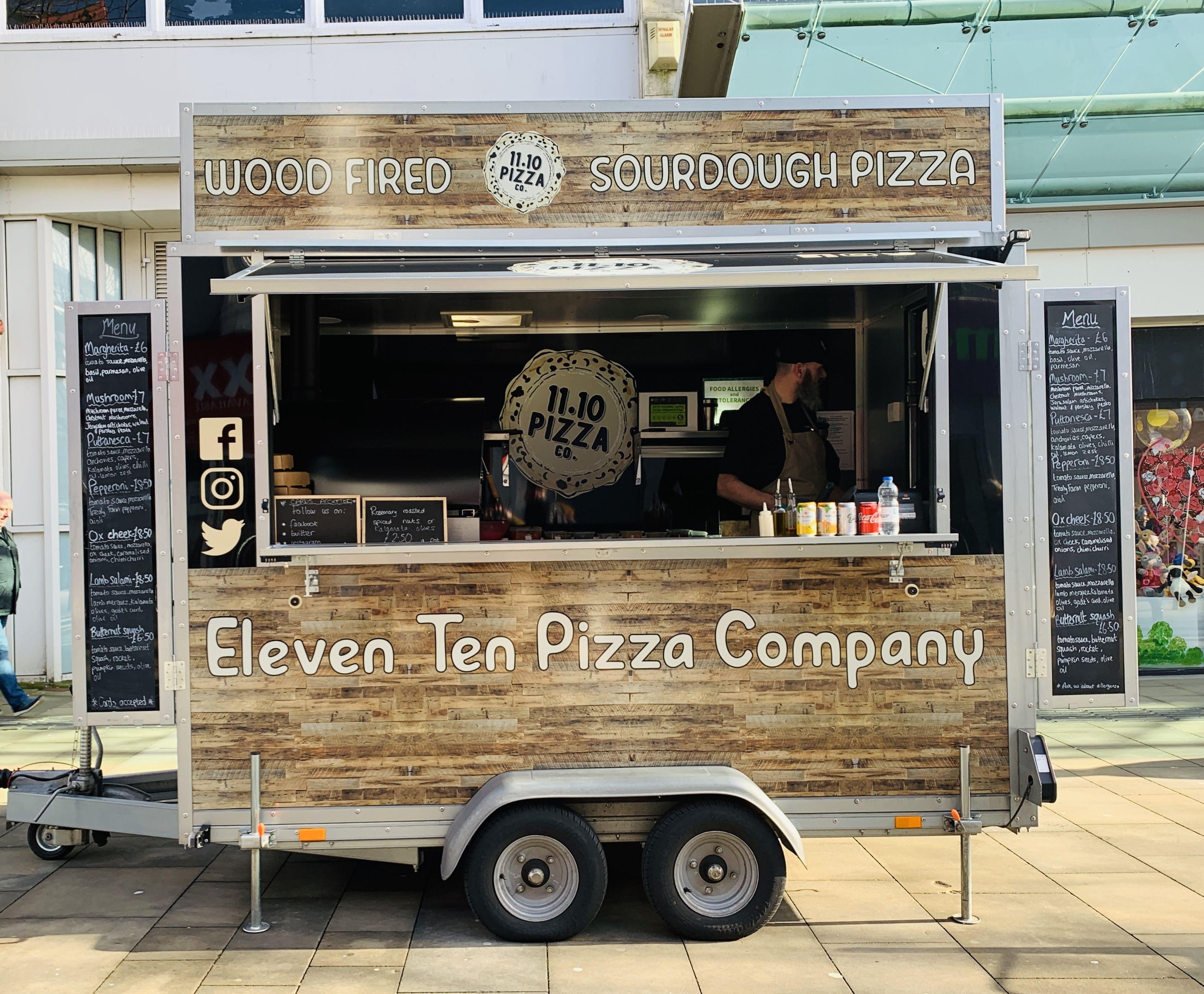 Eleven Ten Pizza Co