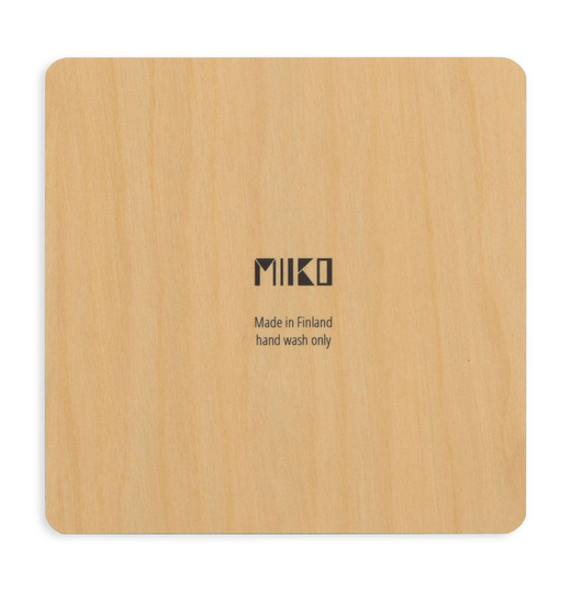 Miiko Design: Kotiranta-lasinalunen