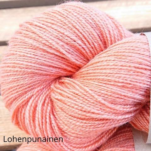 Vuonue: Wilhelmi-sukkalanka, lohenpunainen