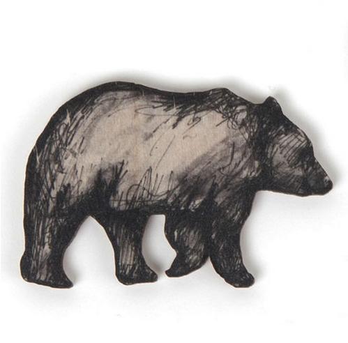 Miiko Design: Karhu-magneetti