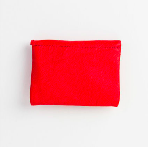Humbugi: Buddy-kukkaro, punainen