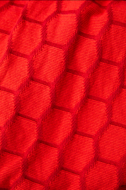 Hurmås: Kenno-tunika, punainen, ALE