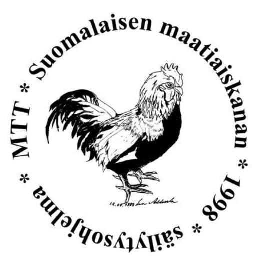 Vuonue: harmaa Maatiaiskana-sulkariipus