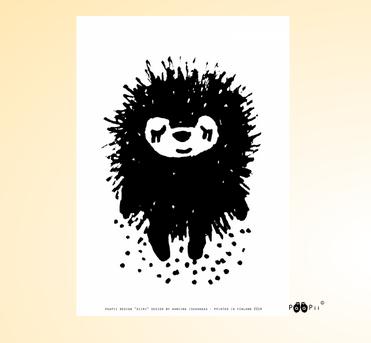 PaaPii Design: Siiri-juliste A4