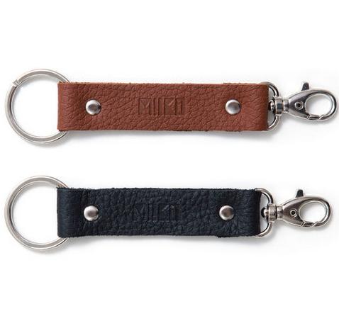 Miiko Design: hirvennahkainen avaimenperä