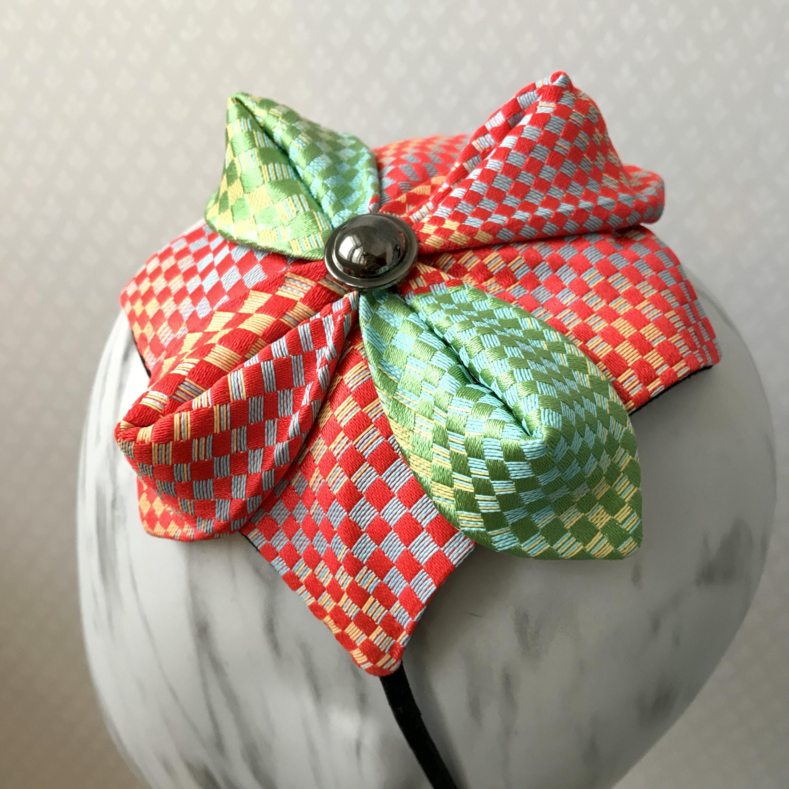 Tyra Therman: Origami-panta, värikäs, ALE