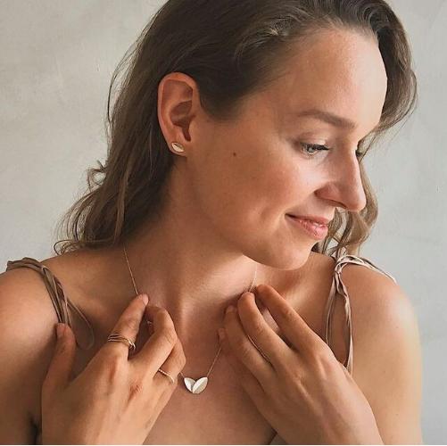 Gina Bulgamin: Spring Heart -kaulakoru