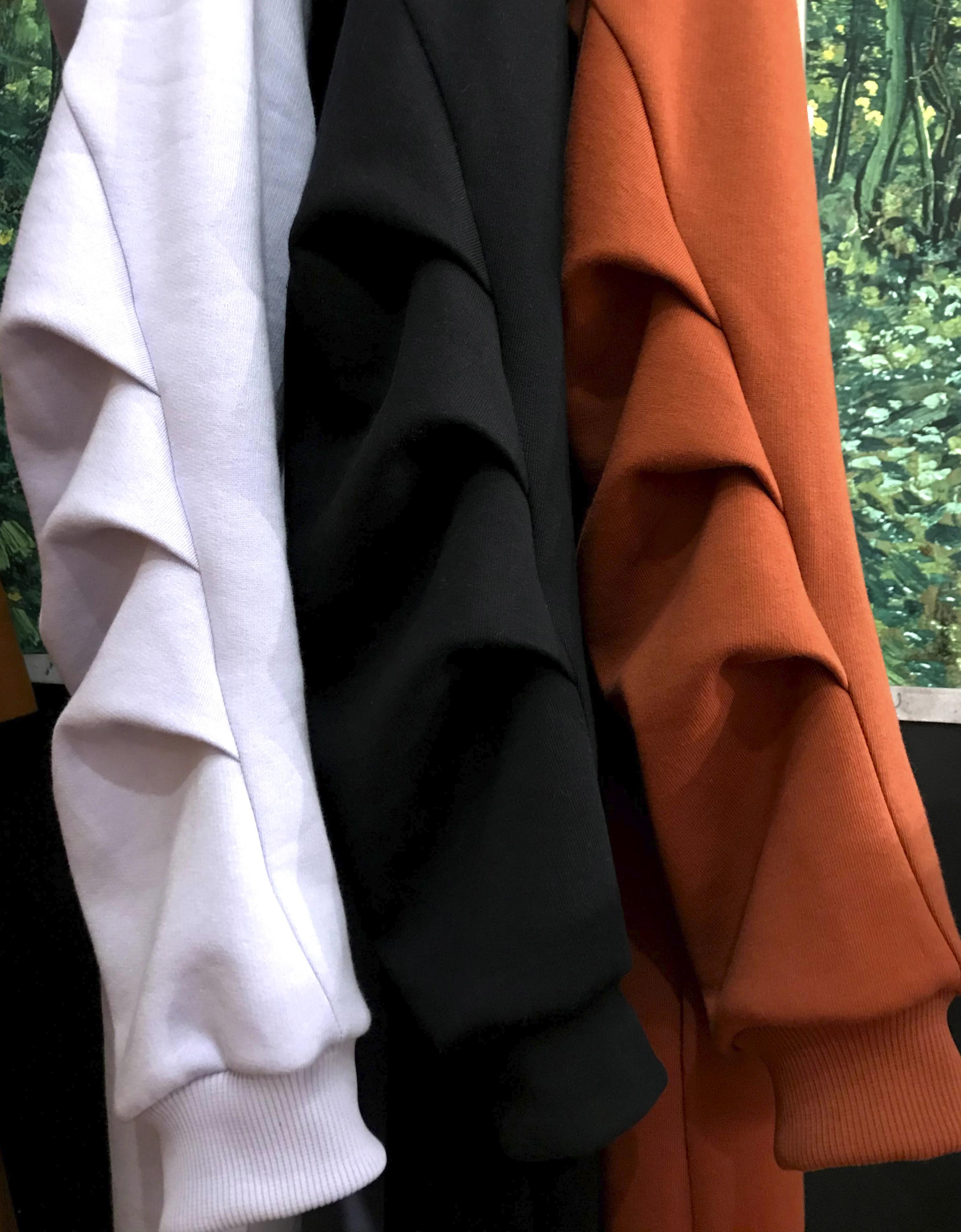 Vuurran: Pohjan neito -huppumekko, eri värejä