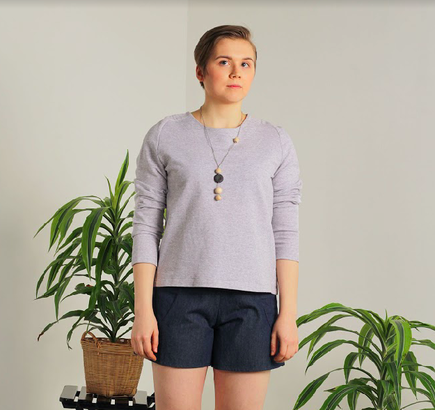 Planet Planet: Titan Sweater, eri värejä, ALE