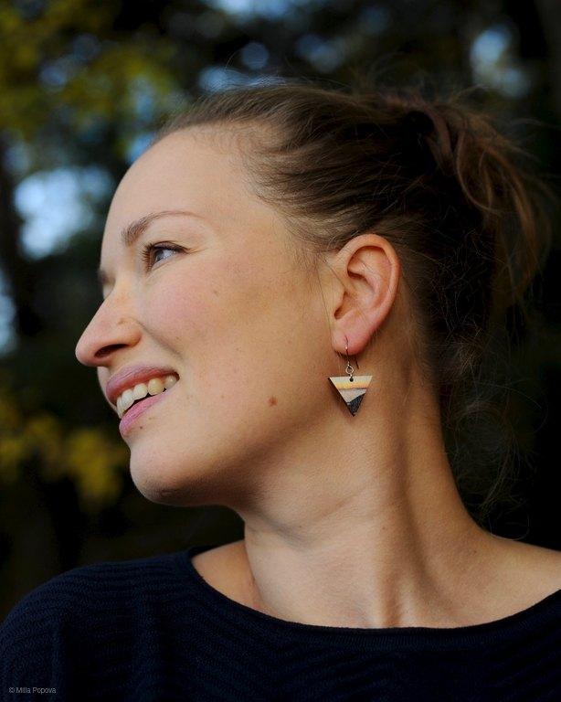 Milanka Jewelry: Saaristo-korvikset, lyhyt malli
