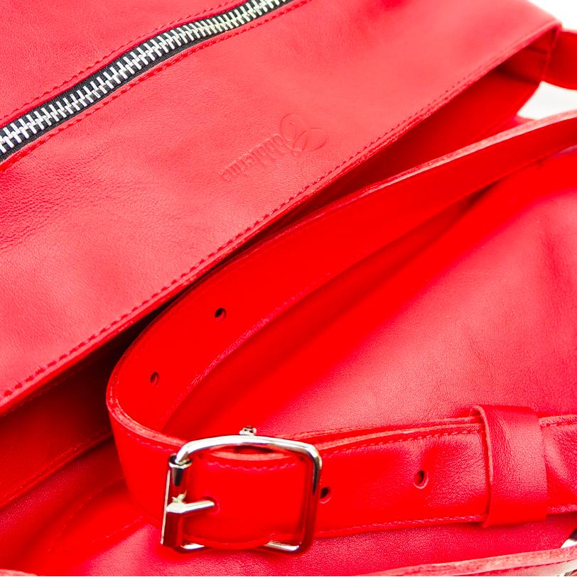 Cobblerina: iso, punainen London-laukku