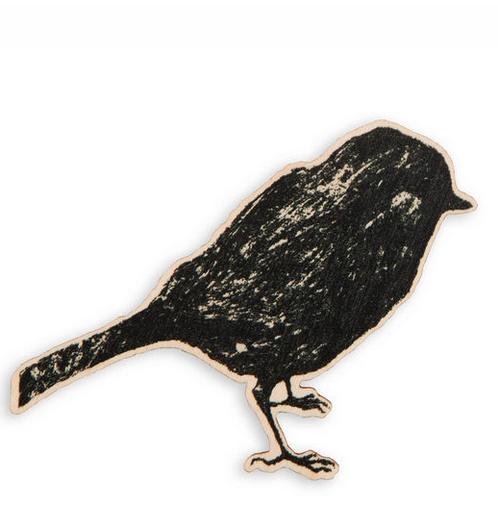 Miiko Design: Lintu-magneetti