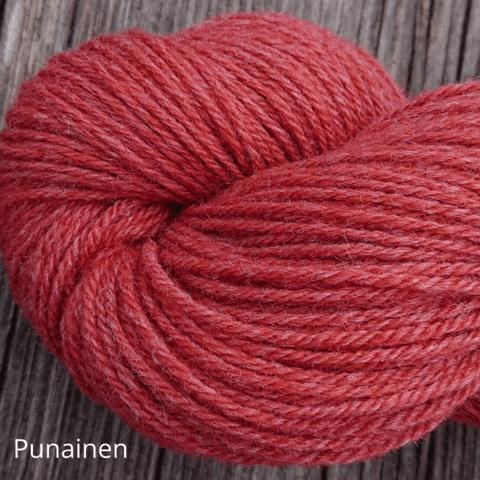 Vuonue: Wilhelmi-sukkalanka, punainen
