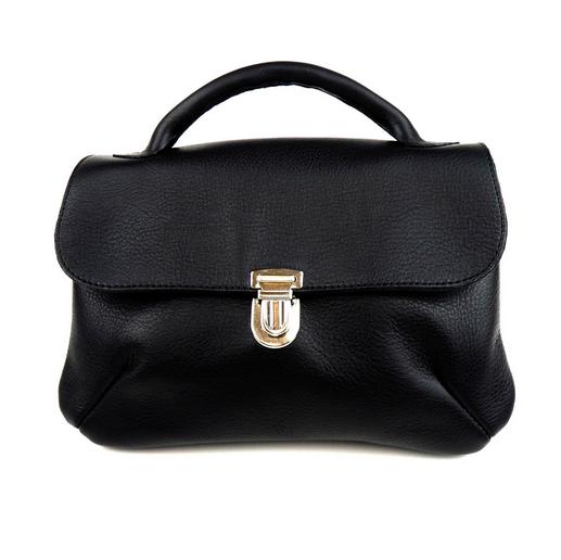 Cobblerina: pieni, musta London-laukku
