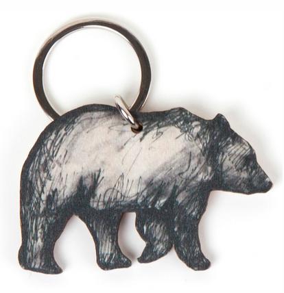 Miiko Design: Karhu-avaimenperä